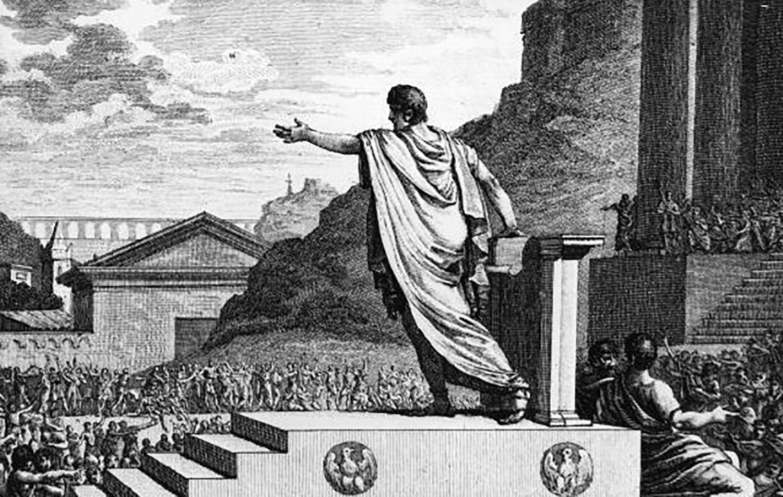 Сенат римской империи: история