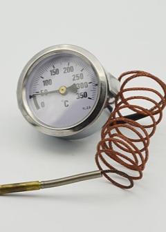 Термометр - прибор для измерения температуры воздуха
