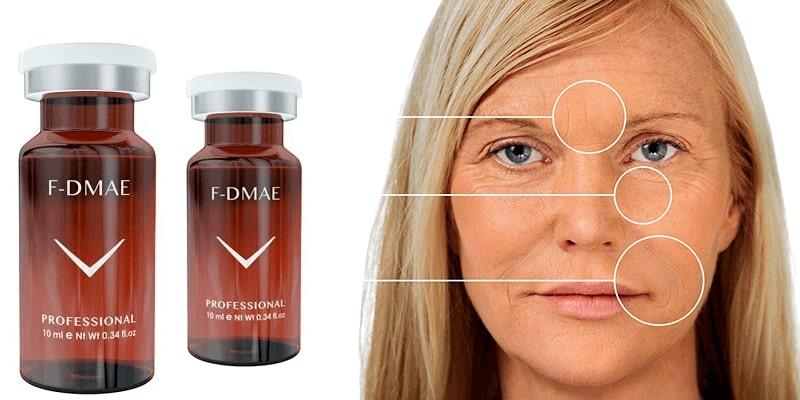 Мезотерапия дмае - 6 препаратов для проведения процедуры омоложения лица: dermaheal, fusion mesotherapy, dmae complex plus, космо-dmae, мезодерм антивозрастной, мезодерм с эластином; как колоть препарат, схема введения; когда виден результат