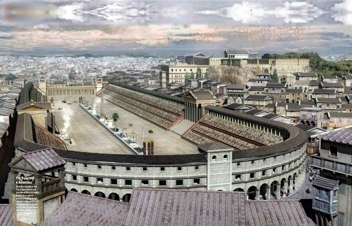 Большой цирк, рим (италия): история, фото, как добраться, адрес на карте и время работы в 2020