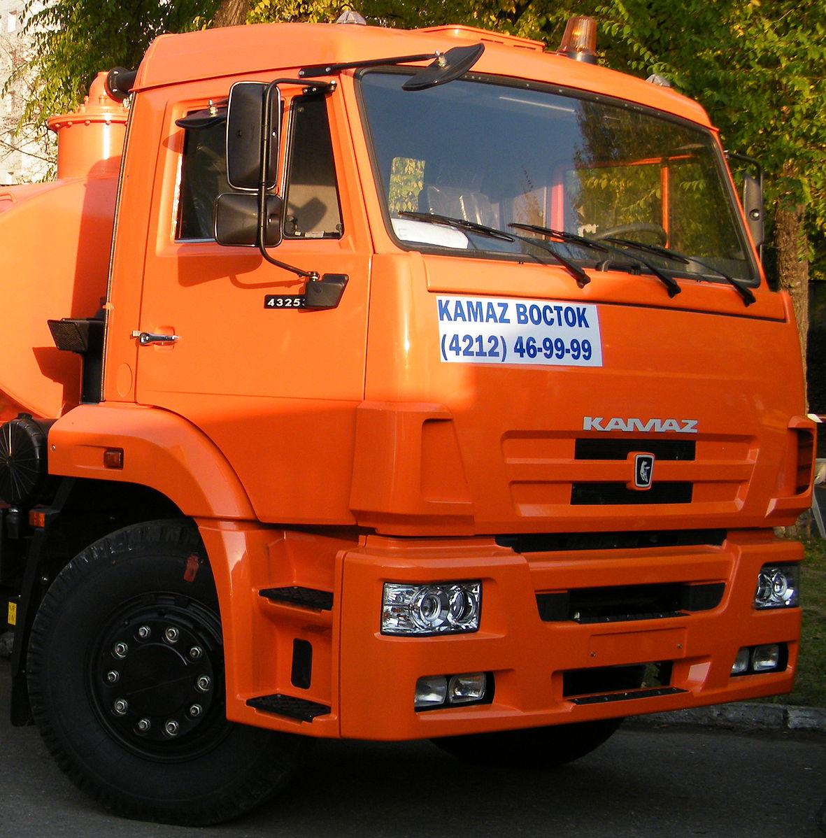 Камаз-4911