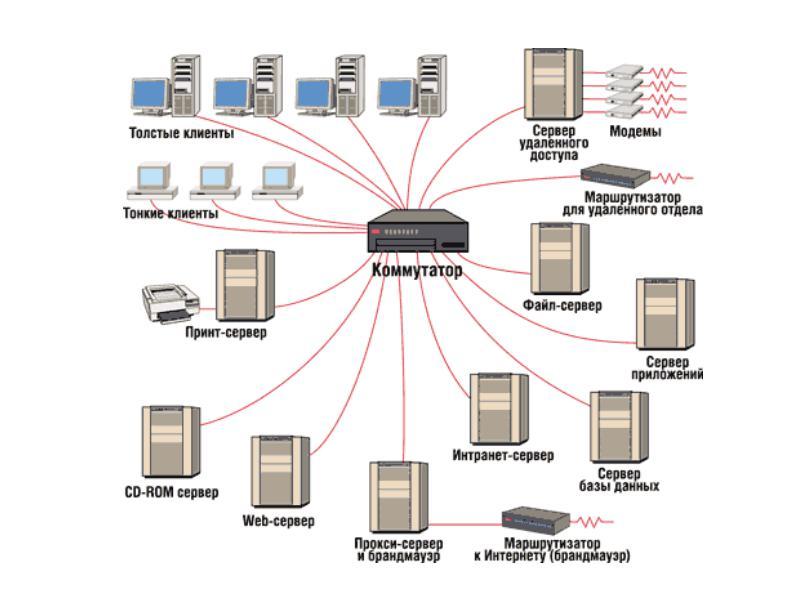 Сервер - компьютер , обеспечивающий работу сайта.