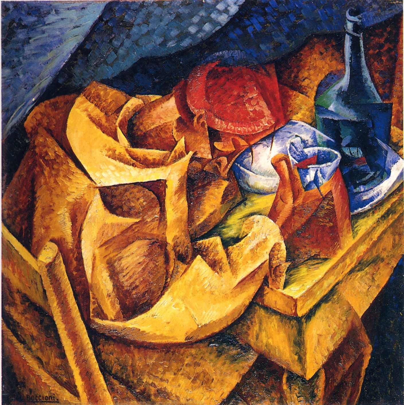 Футуризм - что это - представители в живописи, литературе, музыке - узнай что такое