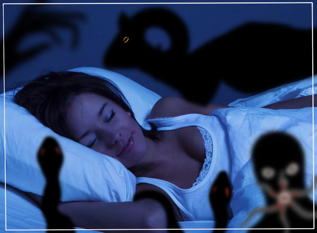 Что такое сонный паралич - причины, симптомы, последствия и как лечить синдром старой ведьмы | во сне