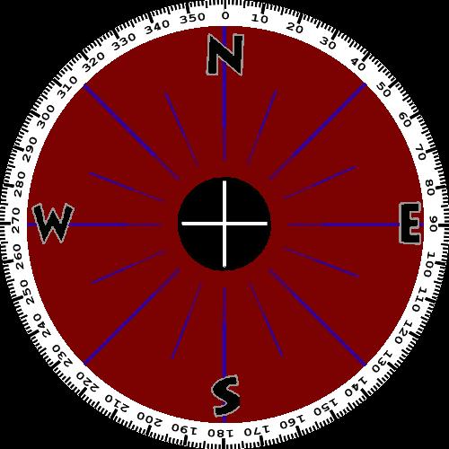 Магнитный компас - определение и виды, компас за 1 минуту ? своими руками
