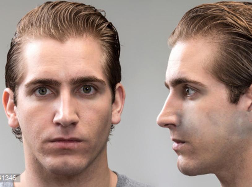 Портреты анфас и профиль - что это такое?