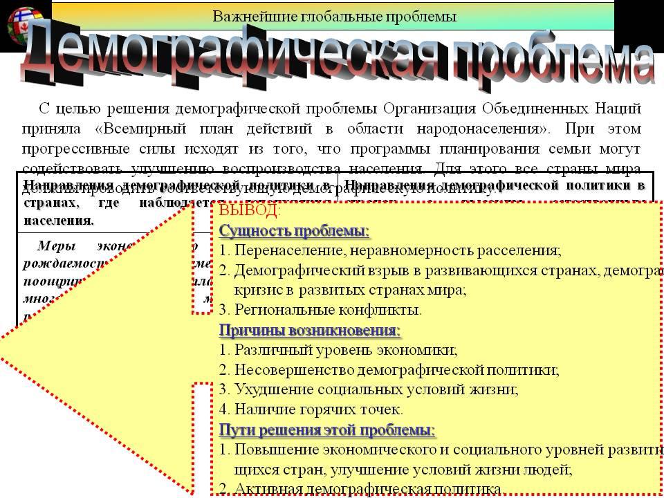 Демографический взрыв • ru.knowledgr.com