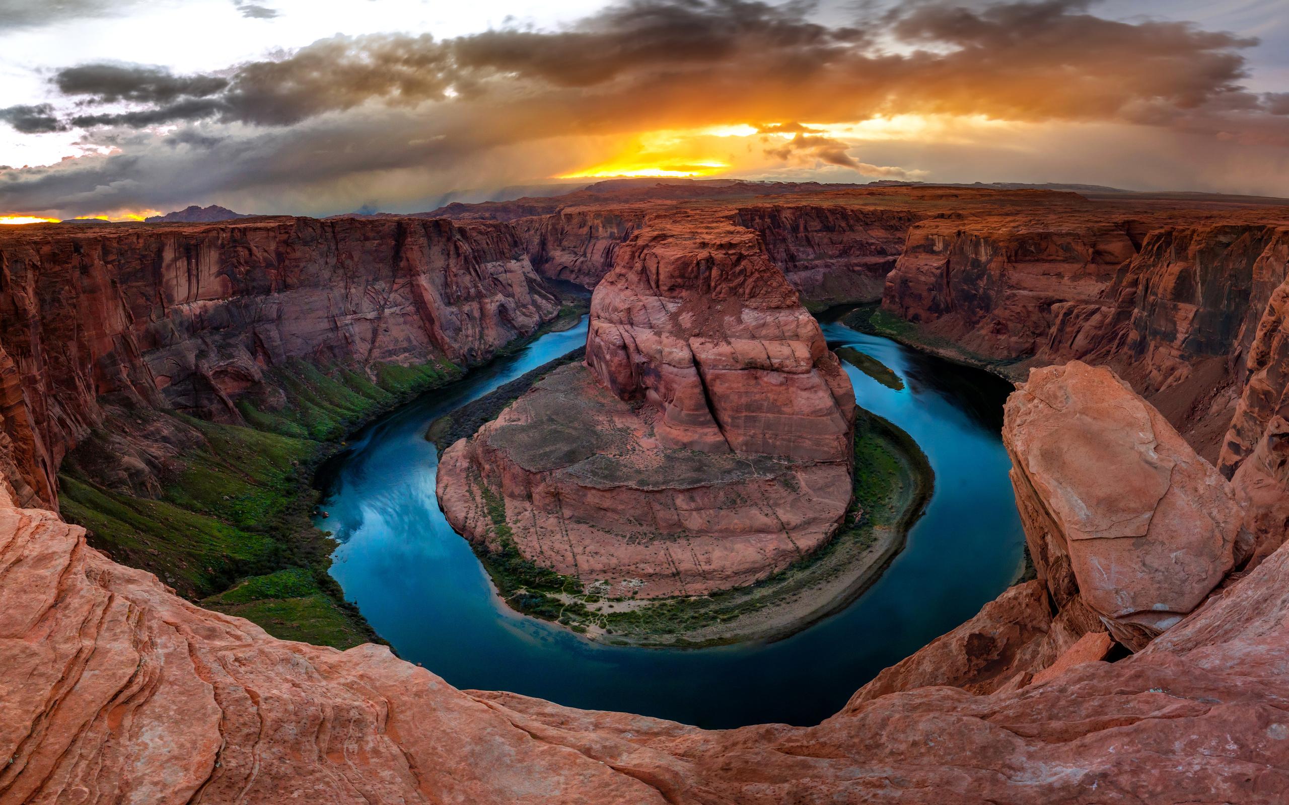 7 самых красивых каньонов мира