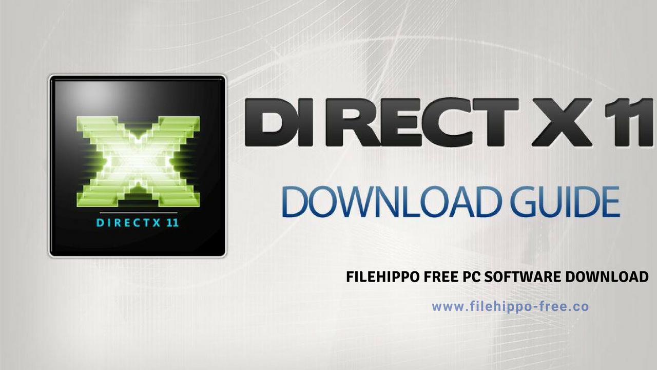 Что такое directx, где скачать и зачем нужен - заметки сис.админа