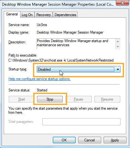 Назначение процесса dwm.exe в ос windows - 2020 год