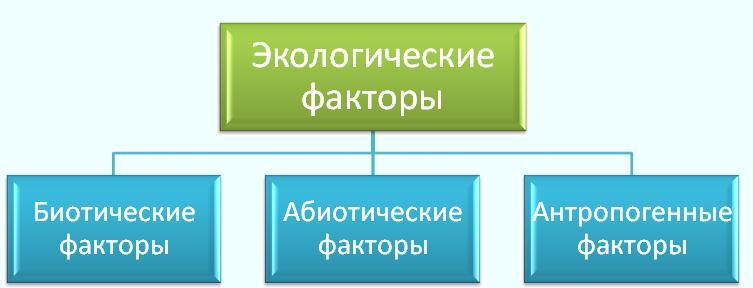 """Конспект """"среды обитания. экологические факторы"""" - учительpro"""