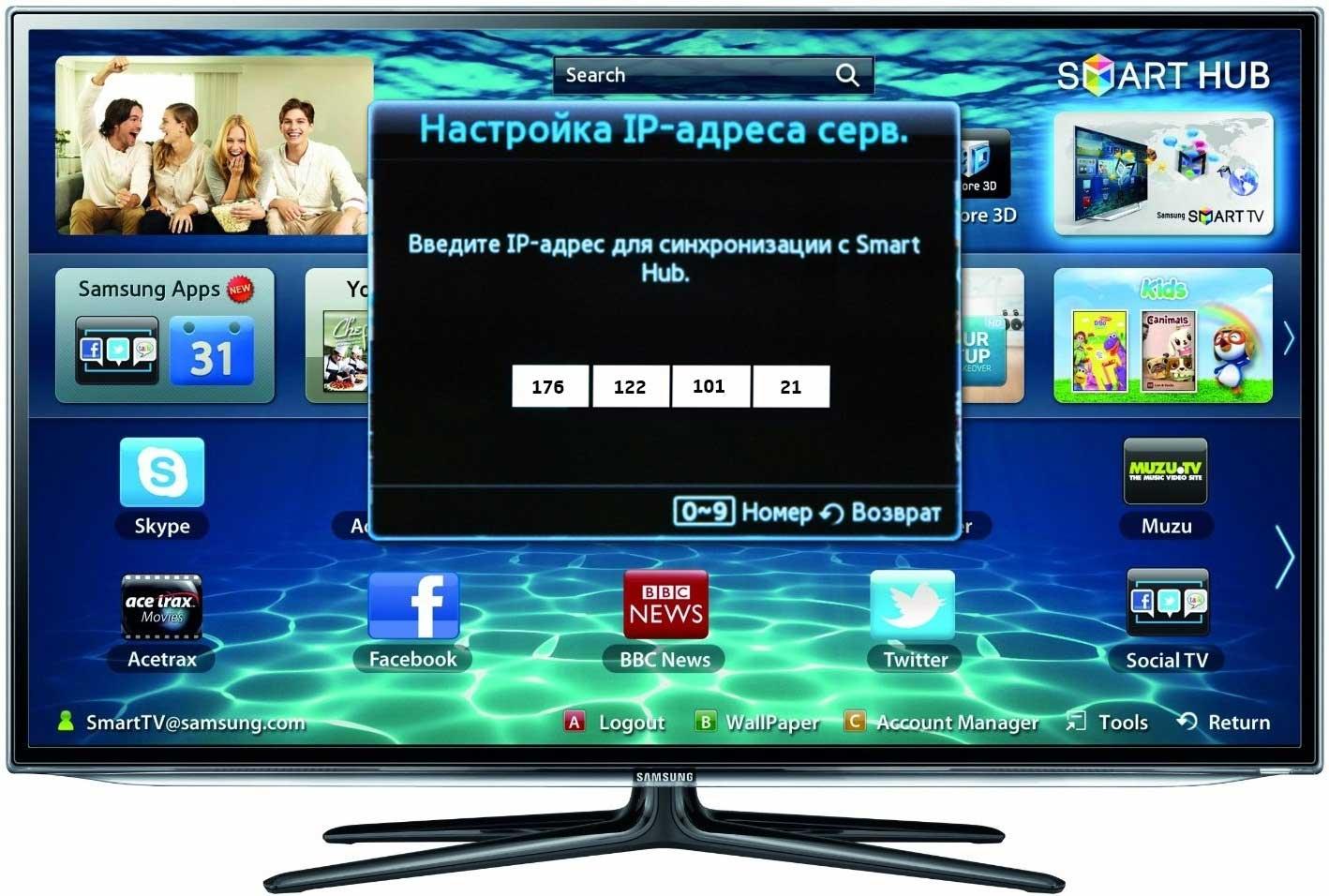 Что такое умный телевизор  — какие функции дает smart tv