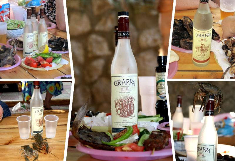 Граппа: что это и как правильно пить напиток