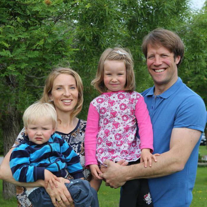 Что такое типичная шведская семья? — швеция