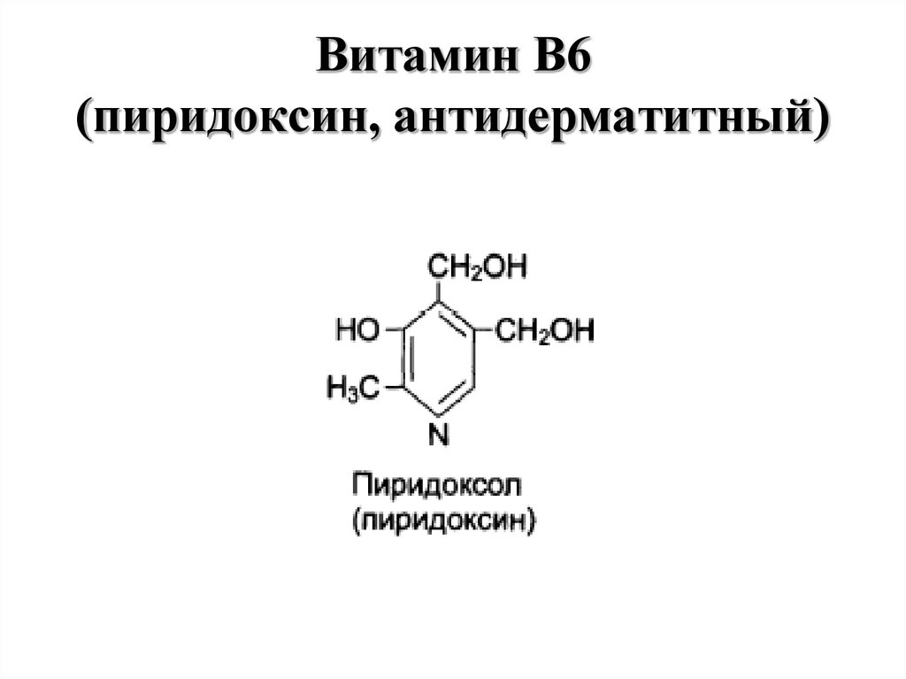 Пиридоксина гидрохлорид - форма выпуска, механизм действия, дозировка препарата, аналоги и отзывы