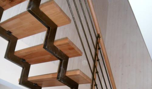 Типы и виды интерьерных лестниц