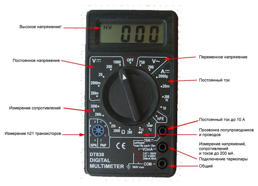 Как пользоваться осциллографом? как пользоваться портативным цифровым осциллографом?