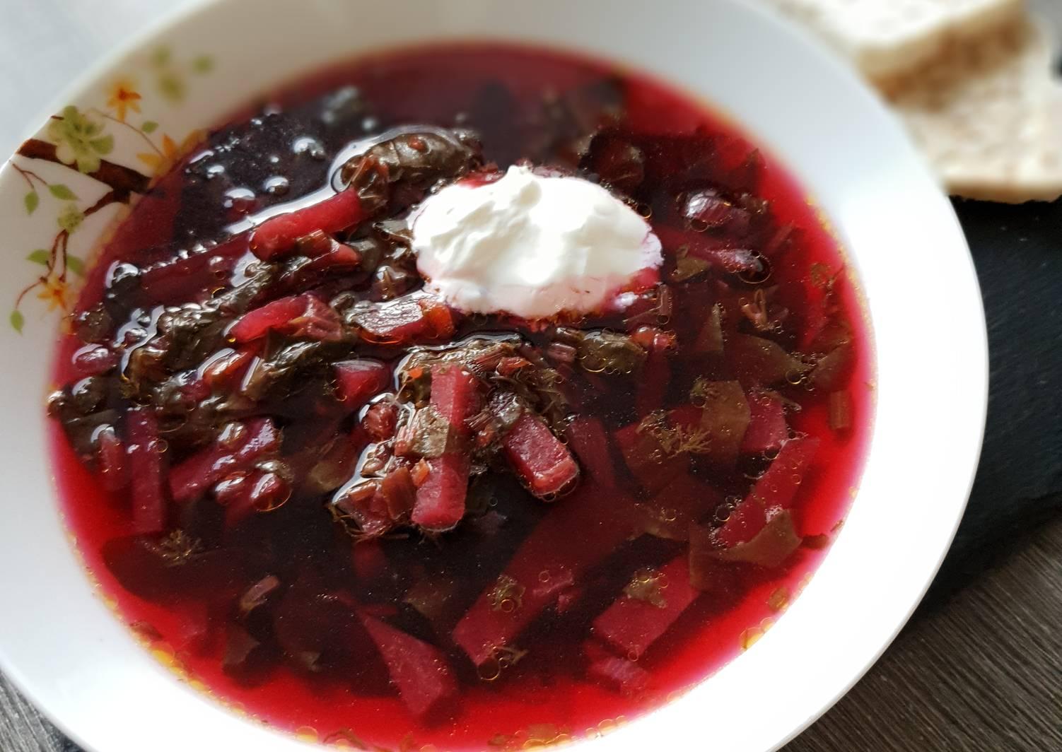 Ботвинья – классический рецепт супа и полезные советы хозяйкам