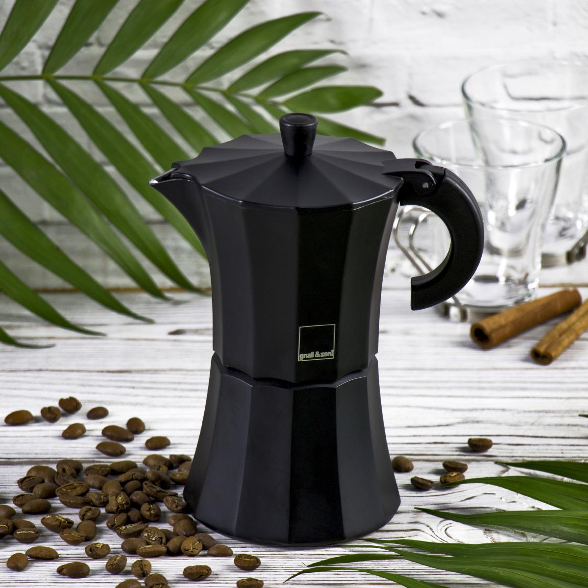 Гейзерная кофеварка - принципы работы и основные преимущества