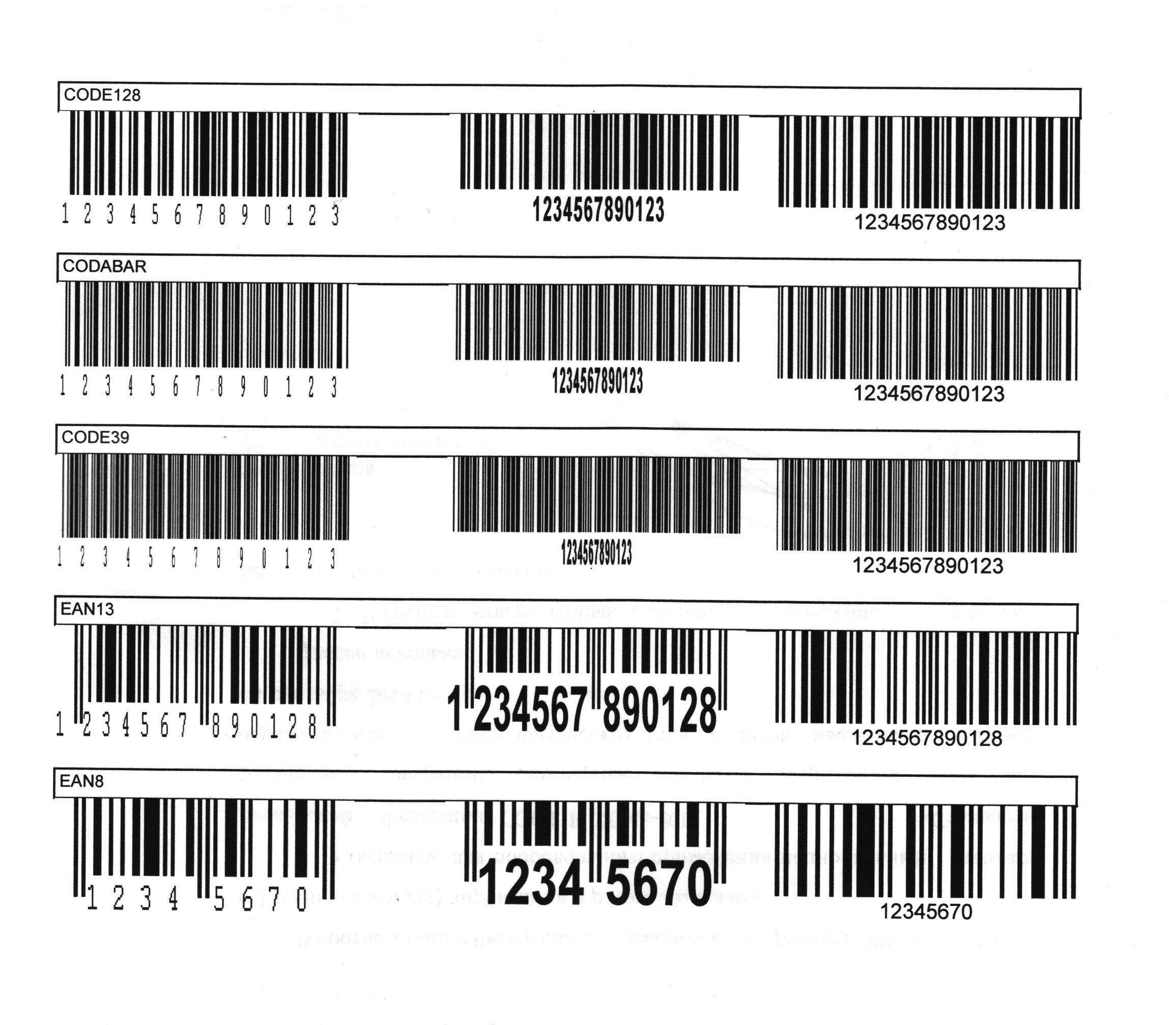 Как просто расшифровать штрих-код! полезная информация! распечатала и ношу с собой! такое обязательно пригодится!
