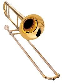 Тромбон, музыкальный инструмент: фото, описание