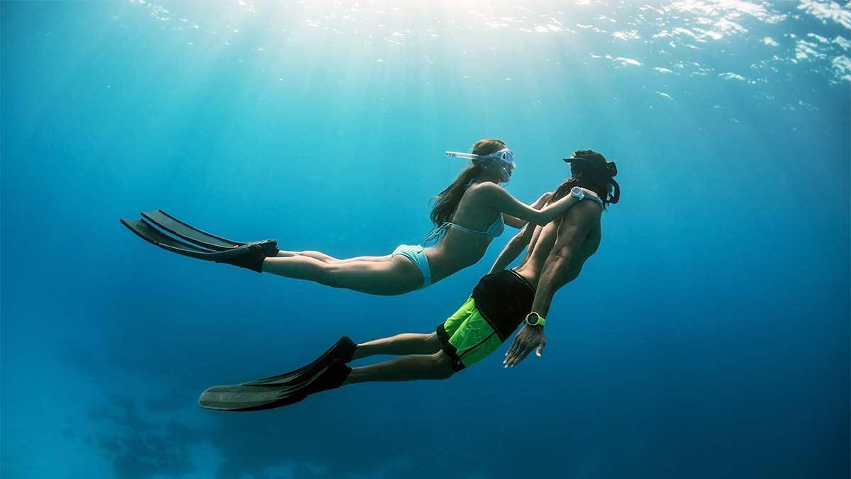 Фридайвинг – развлечение для смелых: рекорды подводного плавания