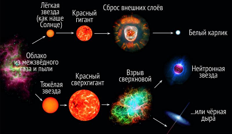 Нейтронная звезда - это... определение, строение, история открытия и интересные факты