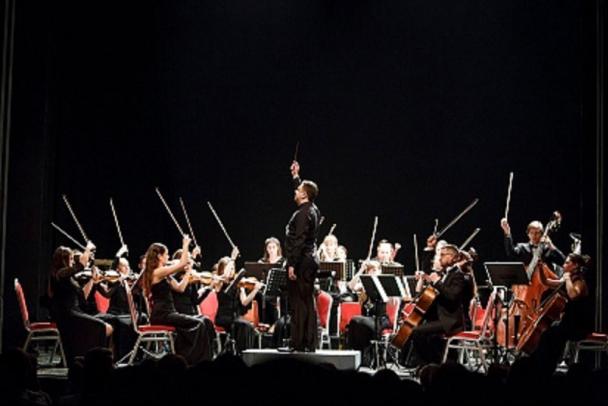 Симфонический оркестр — википедия. что такое симфонический оркестр