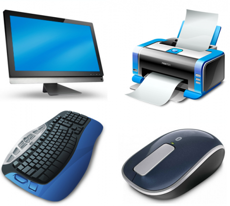 Какие бывают периферийные устройства компьютера и их назначение