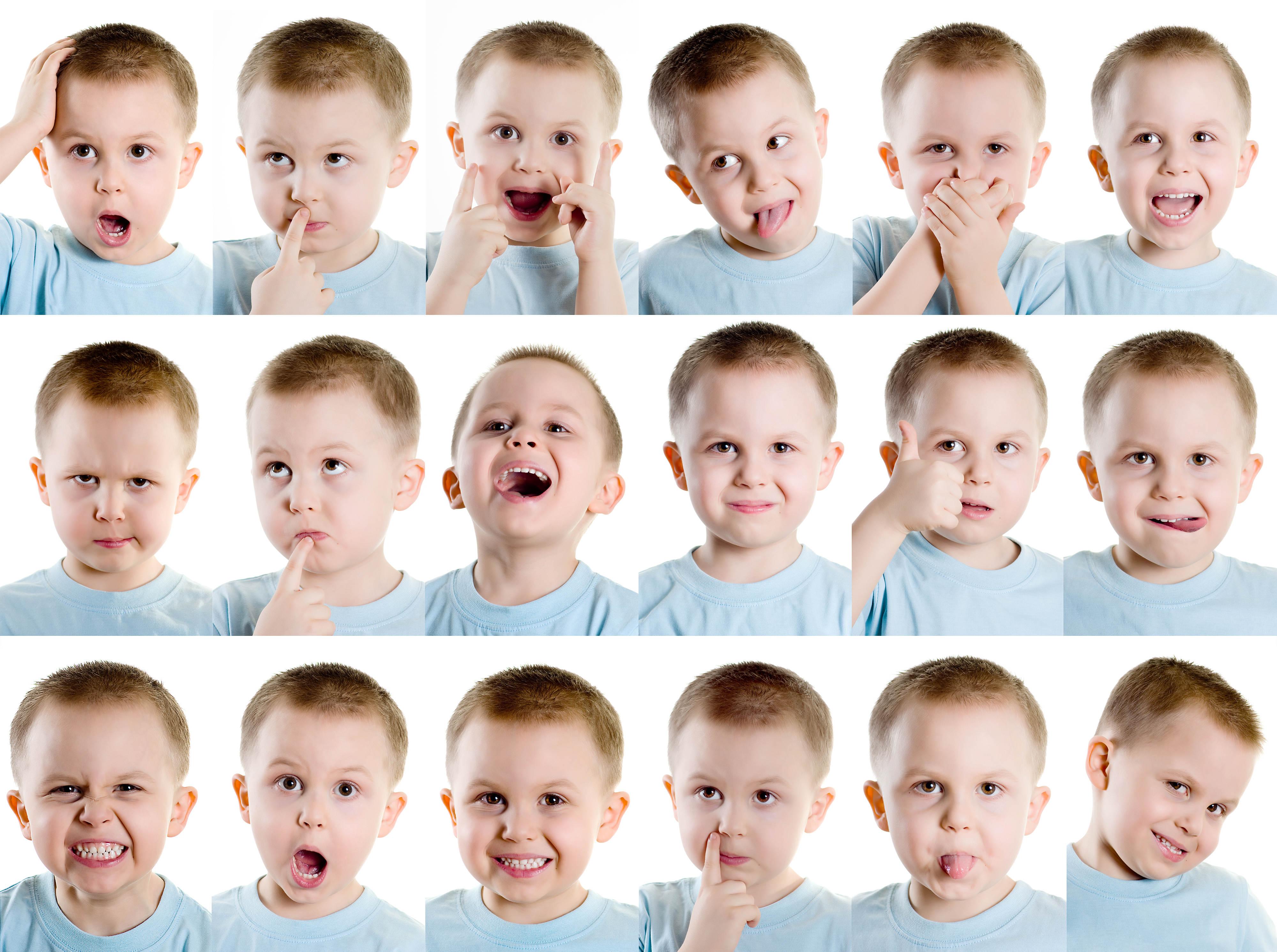 Какие бывают эмоции? список эмоций.
