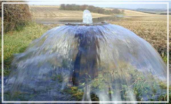 Что такое водяная скважина: устройство и конструктивные особенности