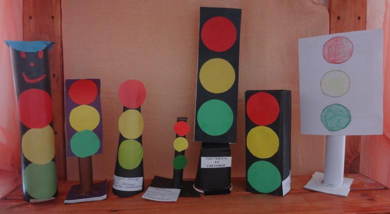 Конспект образовательной деятельности «что такое светофор?»