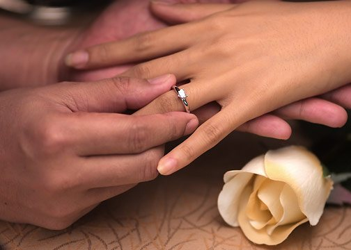 Что такое помолвка, как она происходит и для чего нужна | lifeforjoy