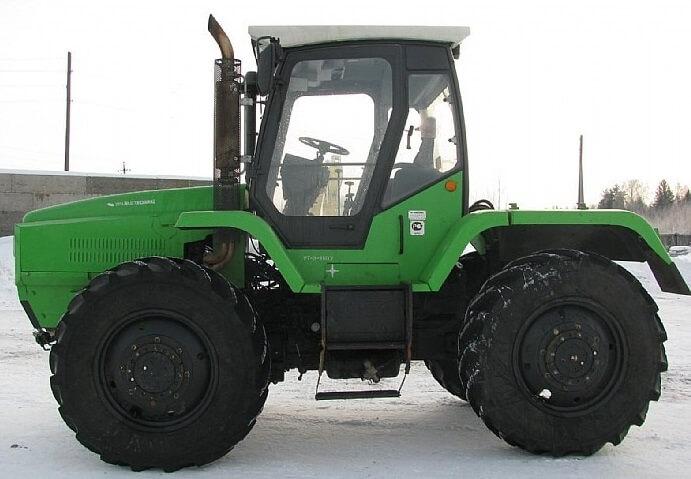 Что такое трактор