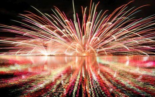 Праздничный салют — википедия. что такое праздничный салют
