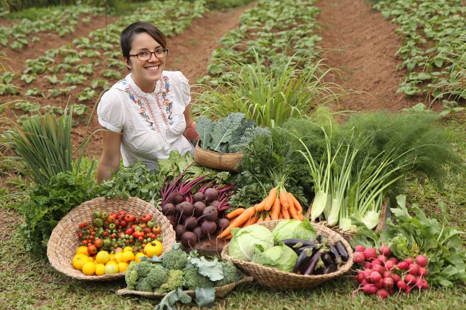 5 правил природного земледелия - огород природное земледелие