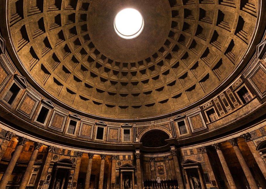 Пантеон в риме, история, фото, часы работы - italyme