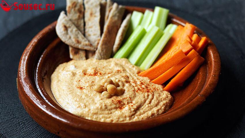 Всё про хумус: что это такое и с чем и как его едят, состав и рецепты приготовления