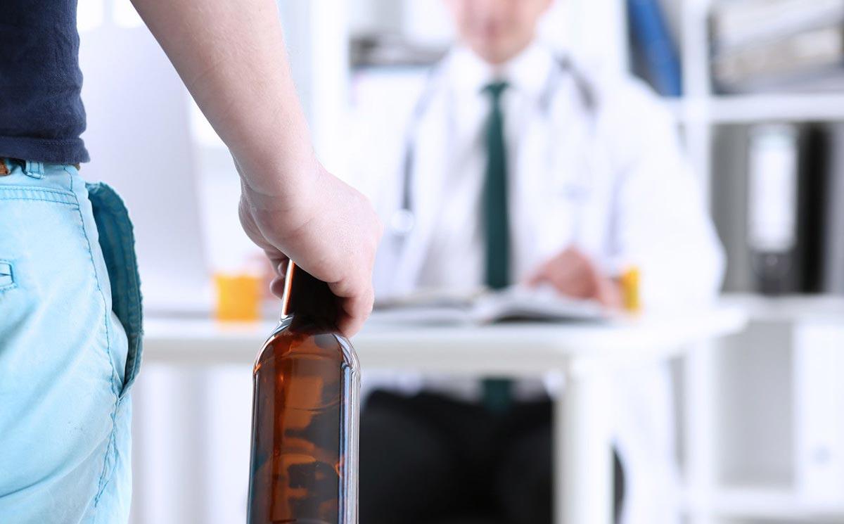 Что такое алкогольный запой?