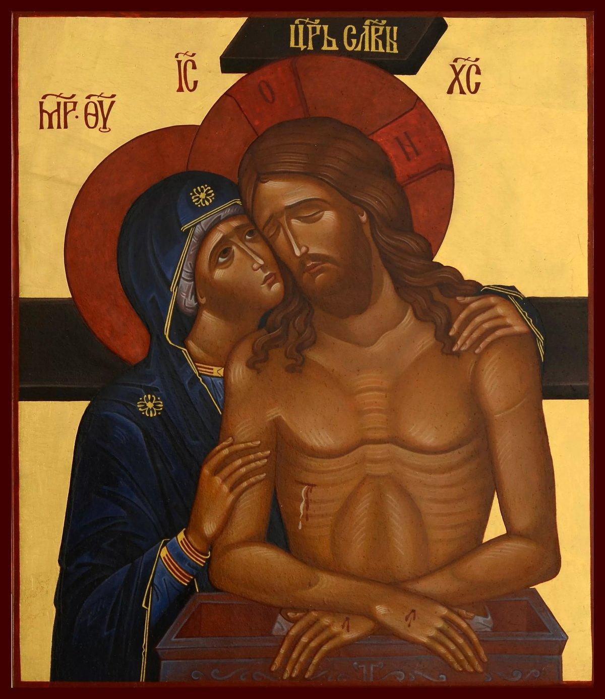 Одигитрия - смоленская икона божией матери - путеводительница