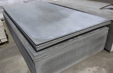 Металлический шифер, железный шифер для крыши, шифер для крыши из металла