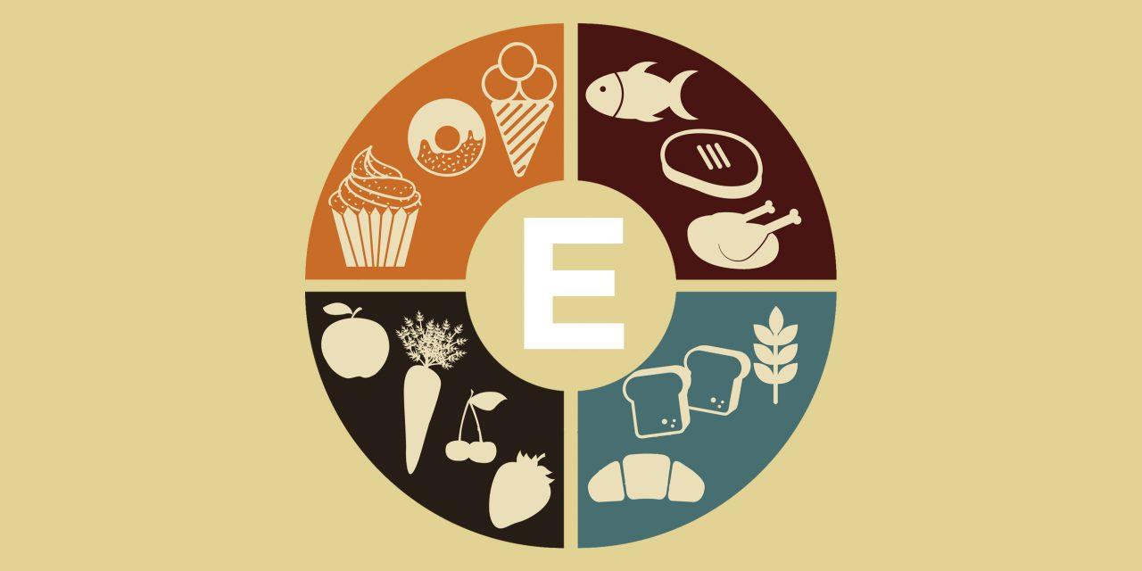 Полезные и вредные пищевые добавки – настольная таблица