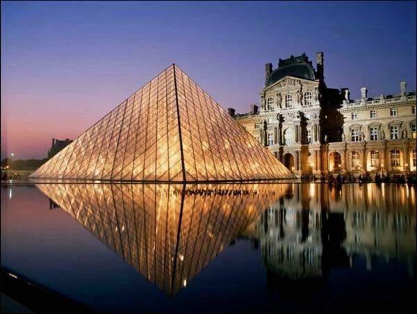 Музей лувр в париже. прогулка знаменитой галереей