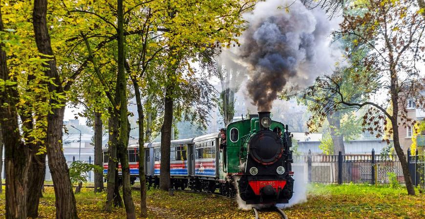 Горьковская детская железная дорога, нижний новгород. расписание 2020, фото, видео, как добраться, отели — туристер.ру