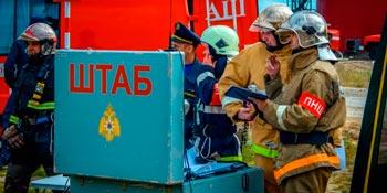 Что такое боевое развертывание сил и средств на пожаре?