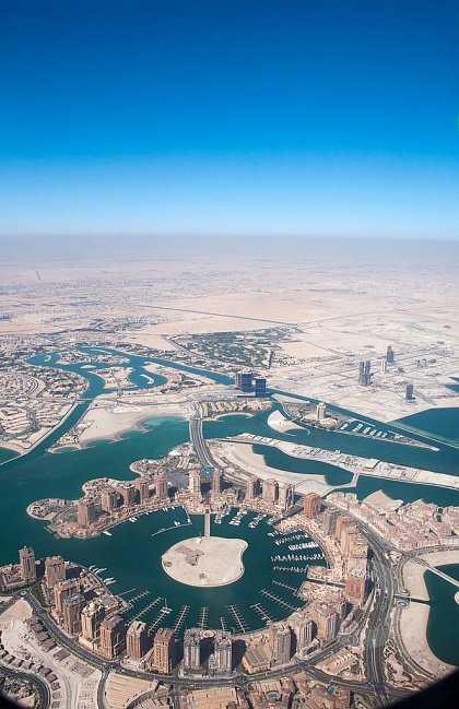 Катар - страна самых богатых людей. уровень жизни и главные достопримечательности государства
