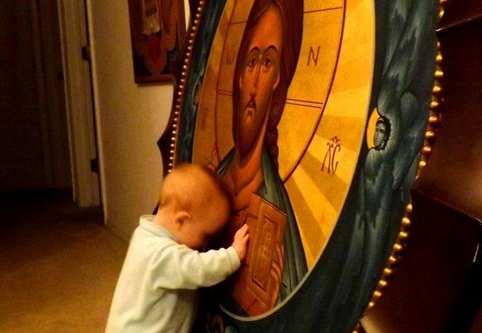 Кто становится святым