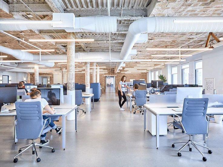 Open space: как правильно организовать офисное пространство   hurma