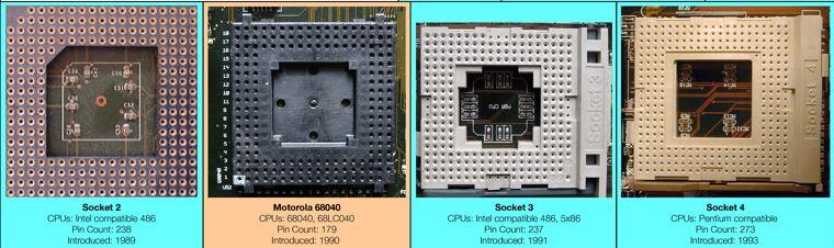 Сокет что это - гнездо для центральных процессоров intel и amd