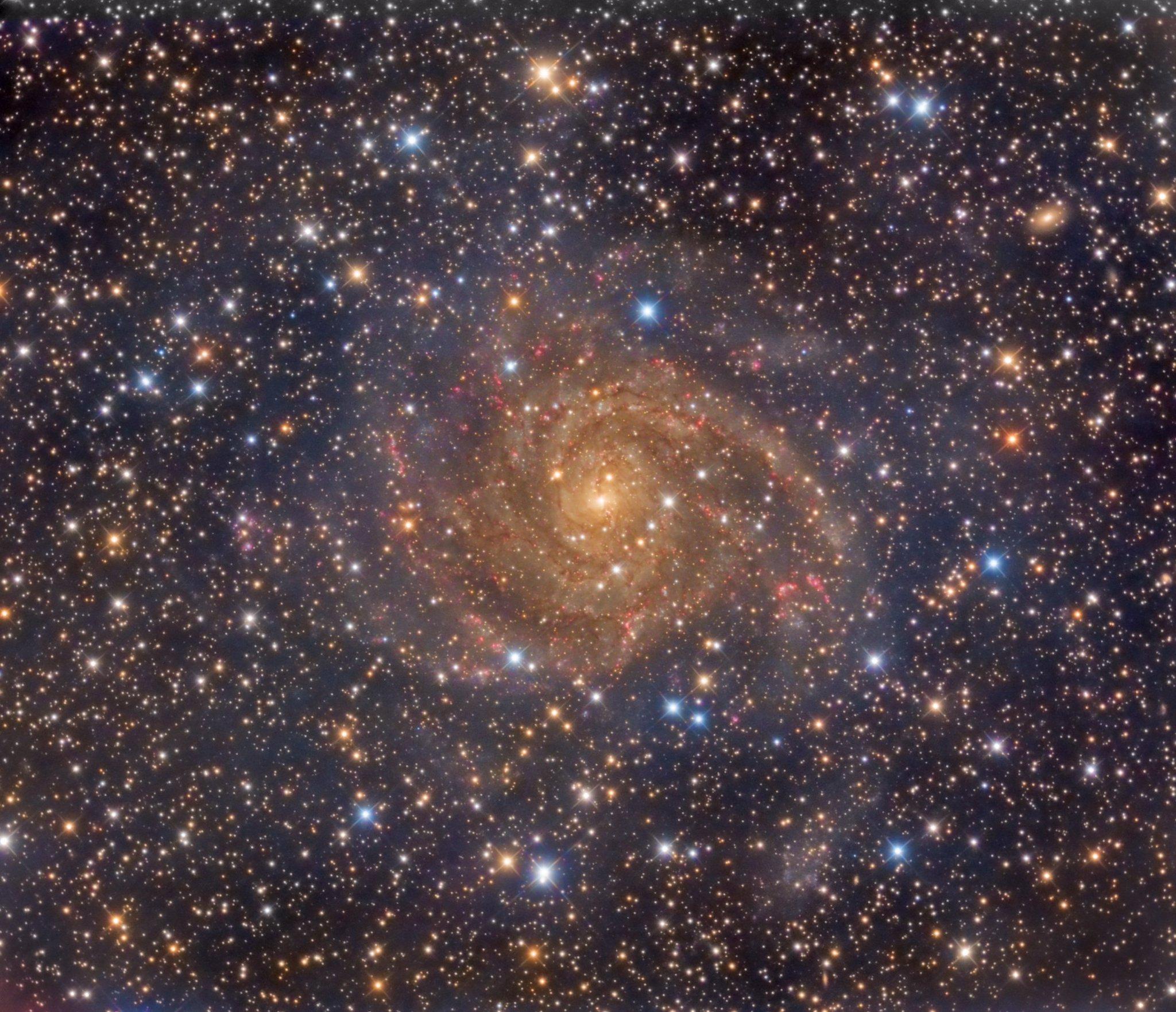 Как определяется граница галактики? описание, фото и видео